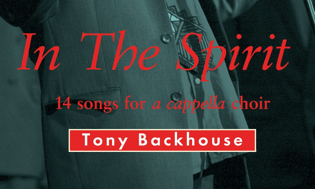 New Release: IN THE SPIRIT songbook
